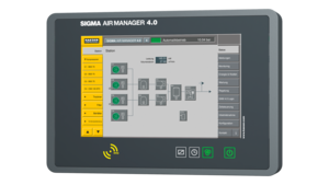 Samengestelde sturing SIGMA AIR MANAGER 2
